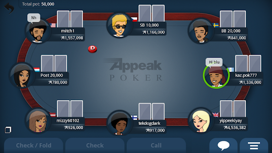 Appeak Poker - screenshot thumbnail