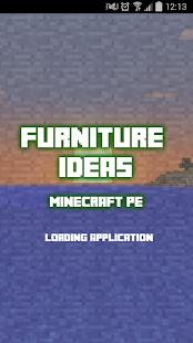 Furniture Ideas - Minecraft PE- screenshot thumbnail