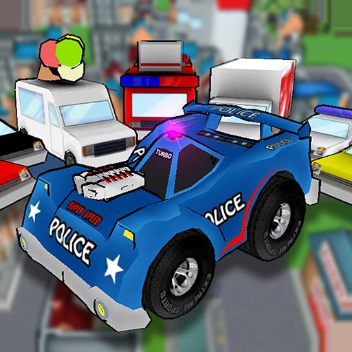 警車司機 停車場 LOGO-APP點子