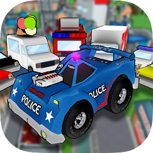 Police Car Driver – Parking 3D for PC and MAC