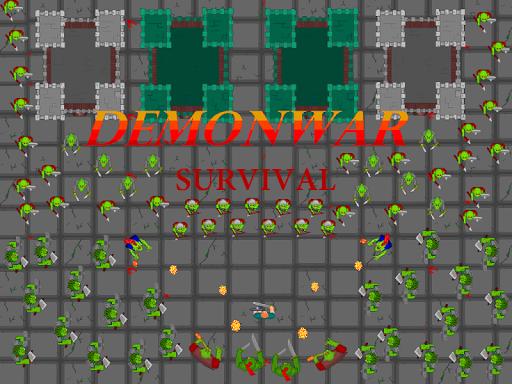 悪魔の戦争サバイバル