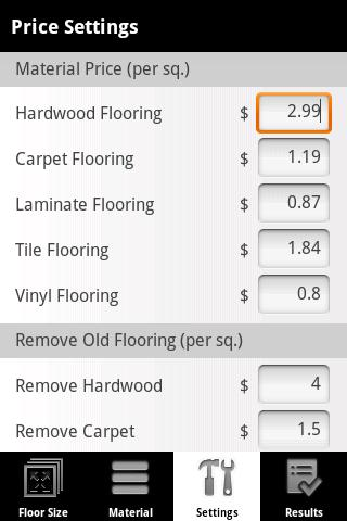 Calculator for flooring gurus floor for Floor calculator math