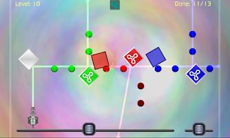 Screenshot of Laser Deflect