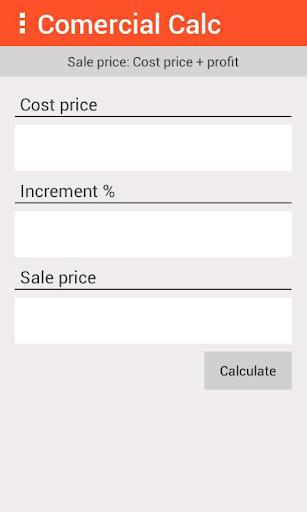 Comercial Calc