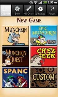 Munchkin Level Counter - screenshot thumbnail