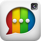InstaMessage-Chat,meet,hangout icon