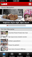 Screenshot of Yeni Akit