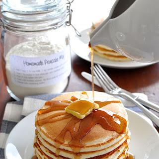 Strawberry Pancakes With Pancake Mix Recipes.