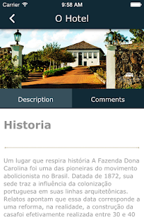 Hotel Dona Carolina- screenshot thumbnail