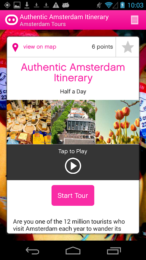 Snout Amsterdam- screenshot
