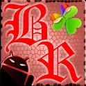 GOWidget Theme BloodRed-Paid logo