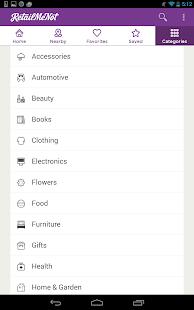 RetailMeNot Coupons - screenshot thumbnail
