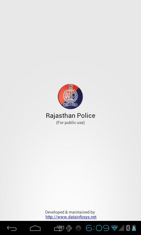 RajCop Citizen- screenshot