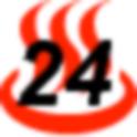 24時間営業の健康ランドビューアα logo