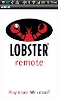 Screenshot of Lobster Remote Control