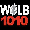1010 WOLB logo