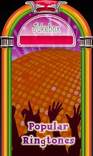Popular Ringtones - screenshot thumbnail