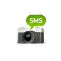 Sms Controlled Camera (BW) logo