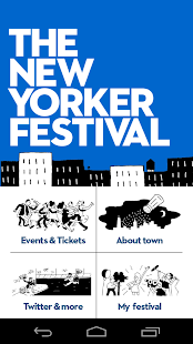 The New Yorker Festival 2014- screenshot thumbnail
