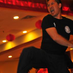 got to have the scream by David Chu - People Portraits of Men ( @hong luck kung fu @go4david @chu @toronto @2013 @2014 @cbc )