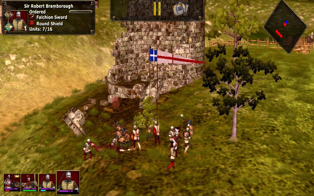 Great Battles Medieval - screenshot