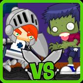 Zombie vs Titan Running World