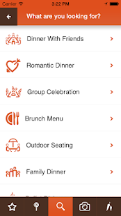 RoundMenu Restaurants - screenshot thumbnail