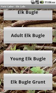 Free Field Caller - Elk Calls - náhled