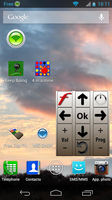Wifi on/off - Widget - screenshot