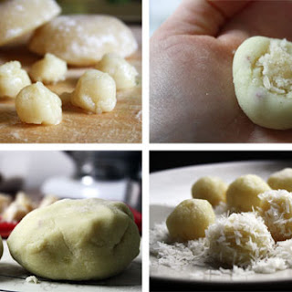 how to cook glutinous rice flour