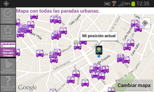 Valladolid Bus Pucela Pro