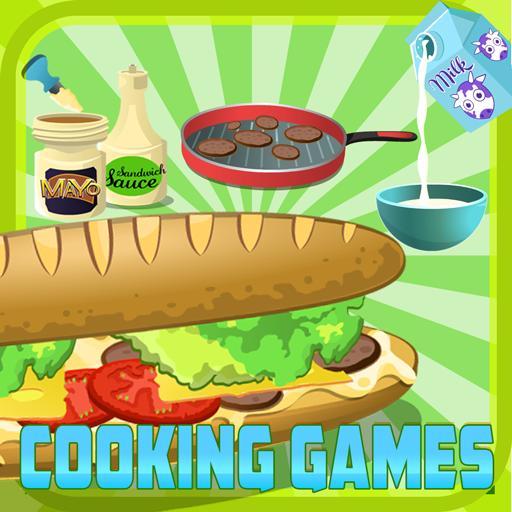三明治机 - 烹饪比赛 休閒 App LOGO-硬是要APP