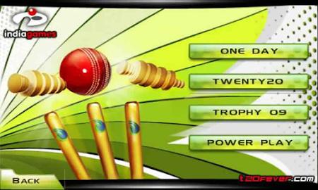 Cricket T20 Fever 3D 24.0 screenshot 148183