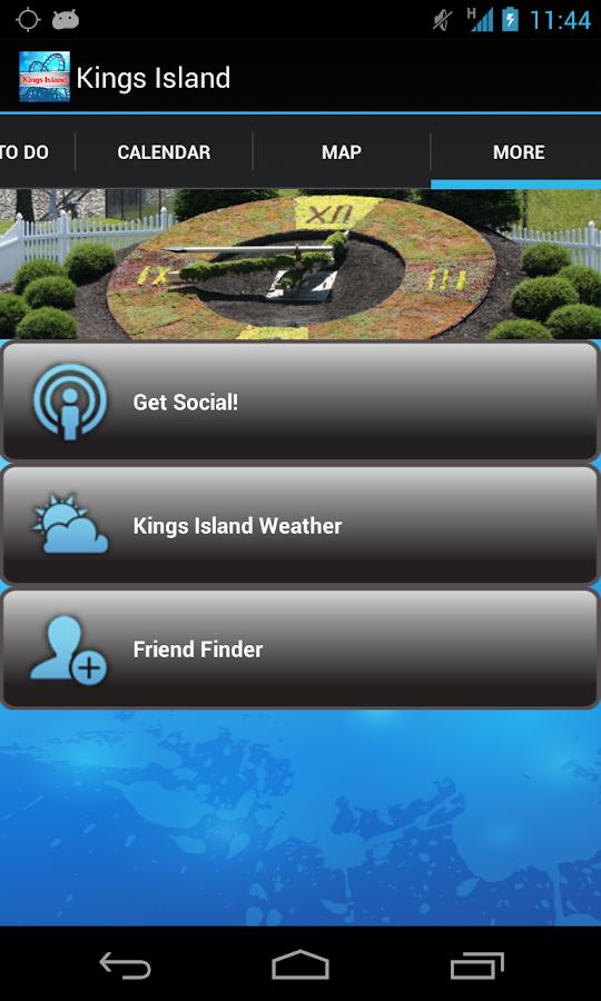 Kings Island - screenshot