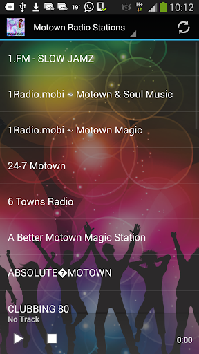 Motown Radio Stations