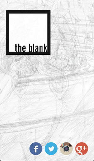 The Blank Contemporary Art