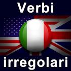 Verbi irregolari inglesi icon
