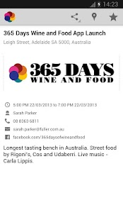 365 Days of Wine and Food- screenshot thumbnail