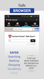 XFINITY Constant Guard Mobile - screenshot thumbnail