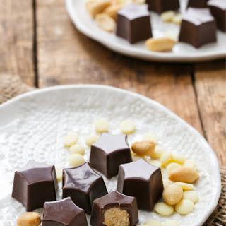 Peanut Butter Avalanche Truffles