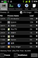 Screenshot of OS Monitor (Legacy)