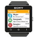 Informer for Sony SmartWatch icon