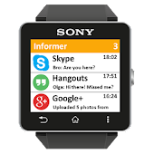 Informer for Sony SmartWatch