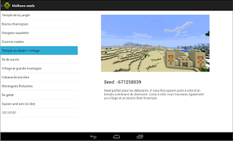 Screenshot of WikiCraft - Un wiki minecraft