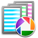 Picasa for MultiPicture LiveWP logo