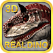 恐竜 3D - Carnotaurus Free