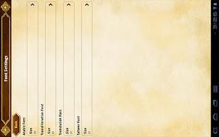 Screenshot of myQuran  Understand the Quran