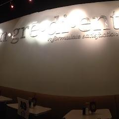 Photo from Ingredient Restaurant