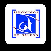 Sinónimos do galego