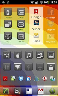 Elixir 2 - Widgets- screenshot thumbnail